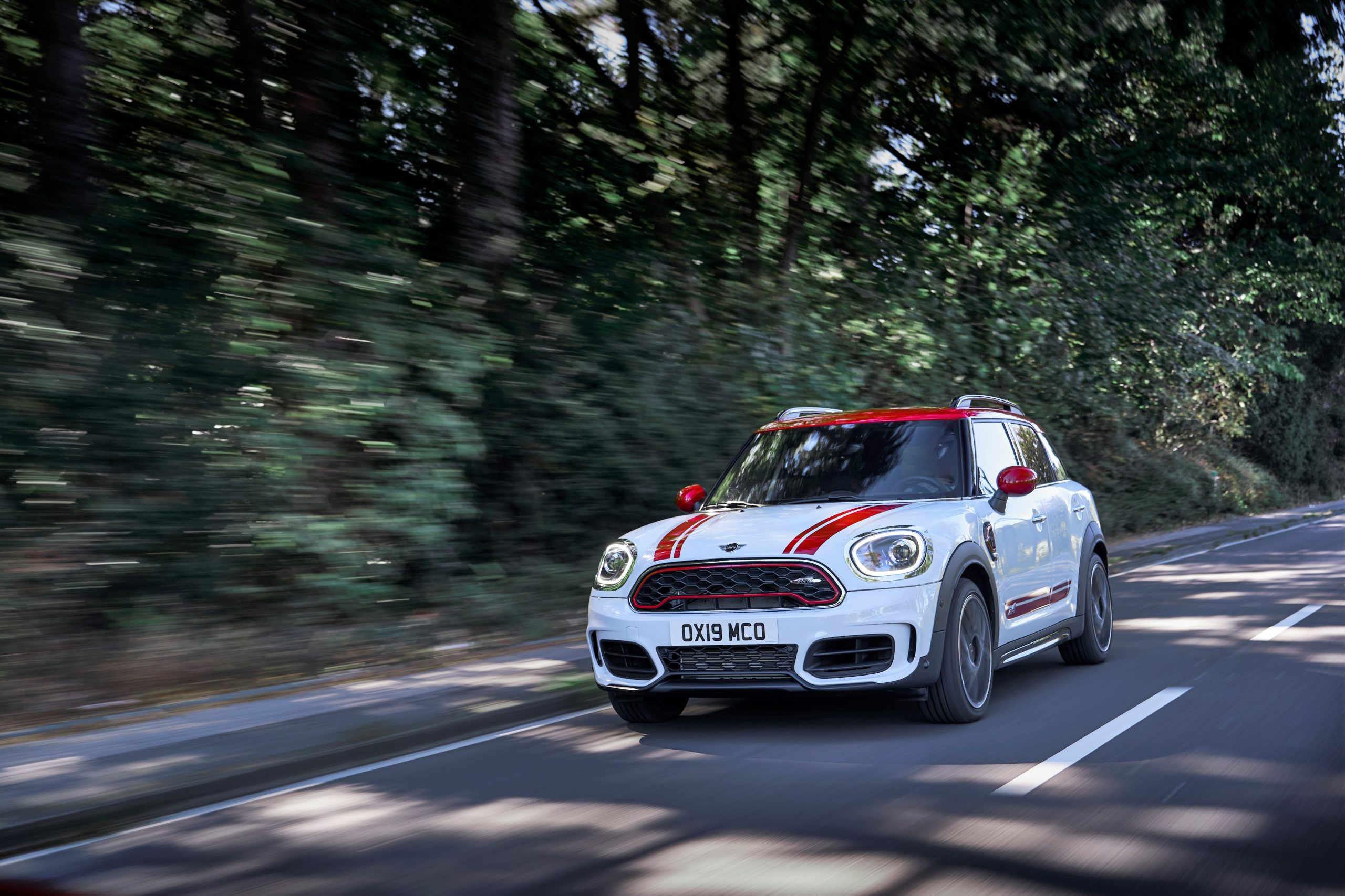 One of the most powerful MINIs yet - The new MINI John Cooper Works Countryman
