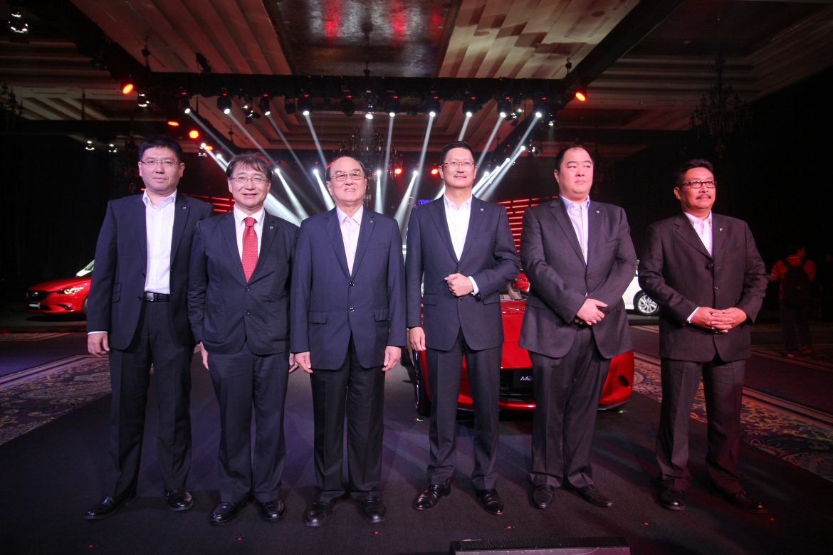 PT EMI Officially Launches Its Distributorship of Mazda Vehicles in Indonesia