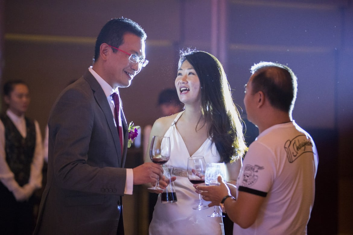 A night of celebration at the anniversary dinner of Rolls-Royce Motor Cars (Nanning)