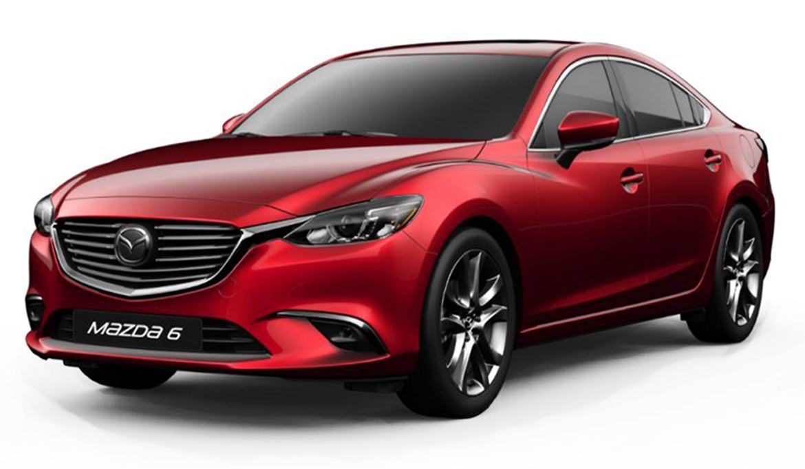 mazda 6 sedan 2 0l eurokars leasing. Black Bedroom Furniture Sets. Home Design Ideas