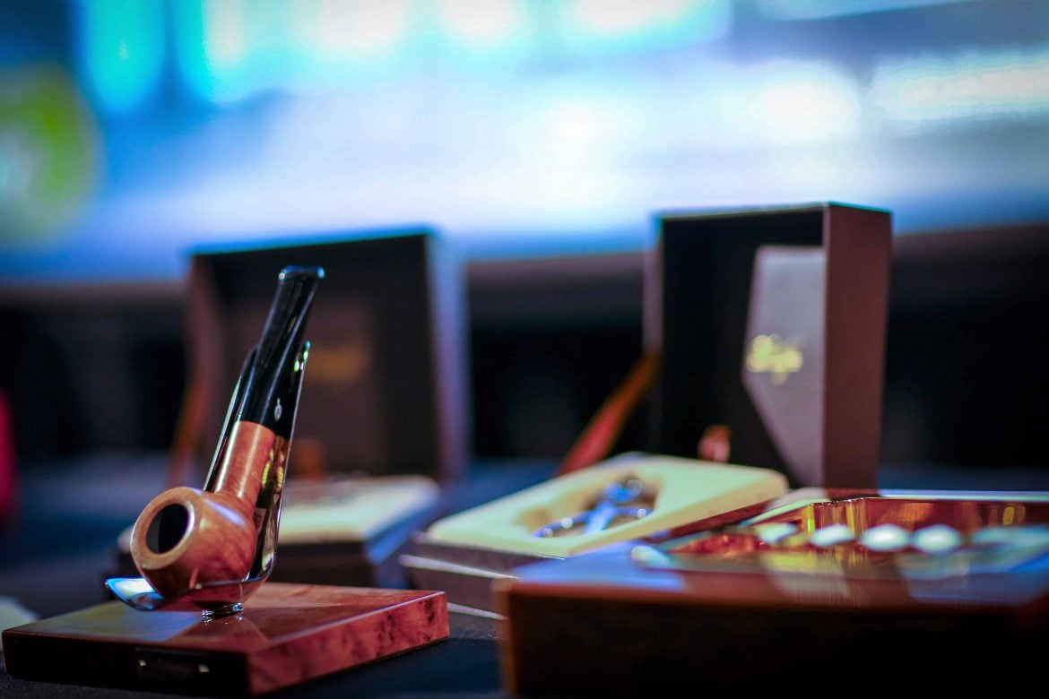 An exclusive collection of Davidoff Cigars and accessories
