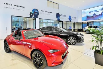 The newly renovated Bayswater Mazda showroom showcases the entire Mazda range as well as a wide selection of demo & pre-owned Mazda vehicles that are for sale