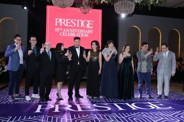 15th Anniversary Celebration of Prestige Magazine