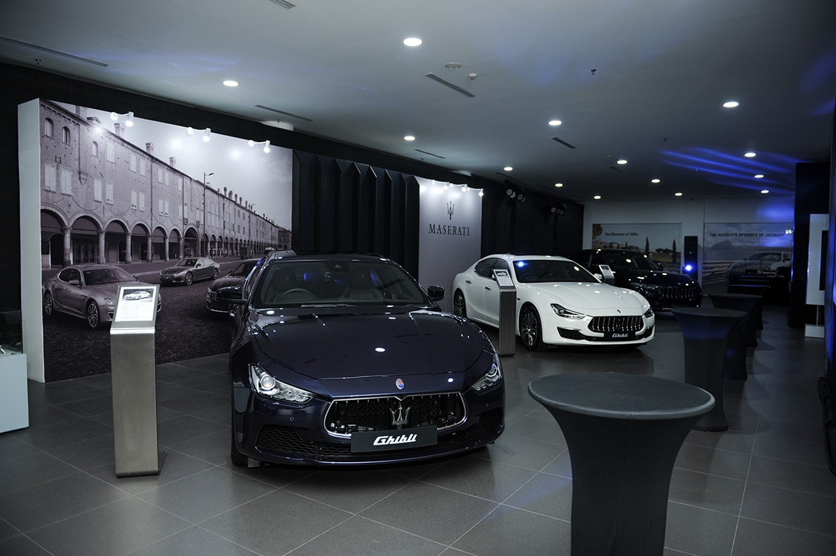 Maserati Black Friday Weekend