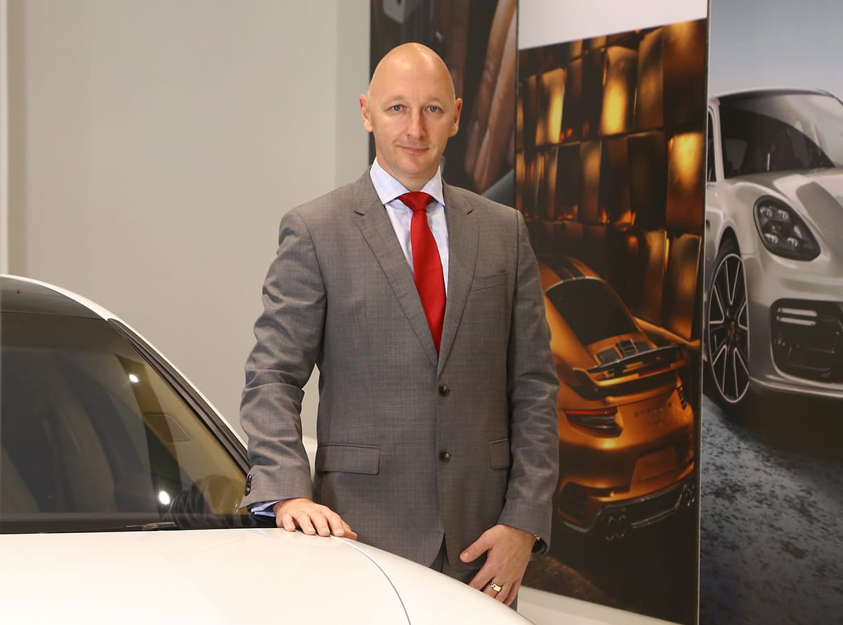 Porsche Indonesia appoints Jason Broome as Managing Director